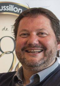 Joe Wadsack - broadcaster, BBC Food & Drink