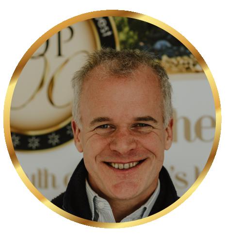 Andrew Shaw - Wine Buying Director, Bibendum PLB