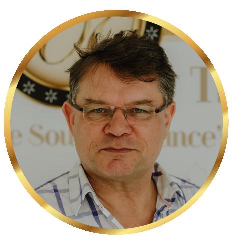 Paul Stratford - Director/Owner, Old Butcher's Wine Cellar